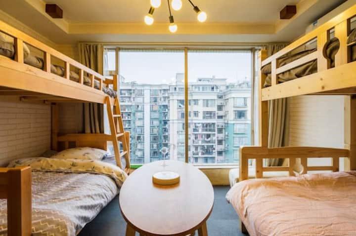 【尘埃3】 广州塔l 鹭江l 中大附近的女生床位房