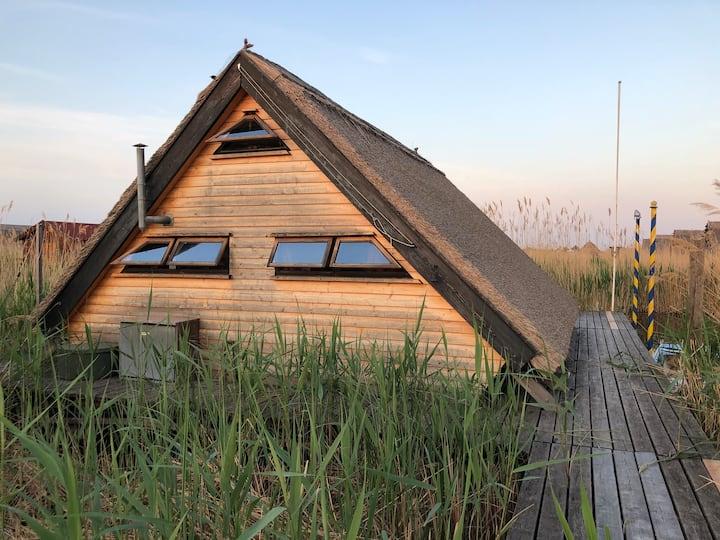 Robinsonhütte - Pfahlbau Rust