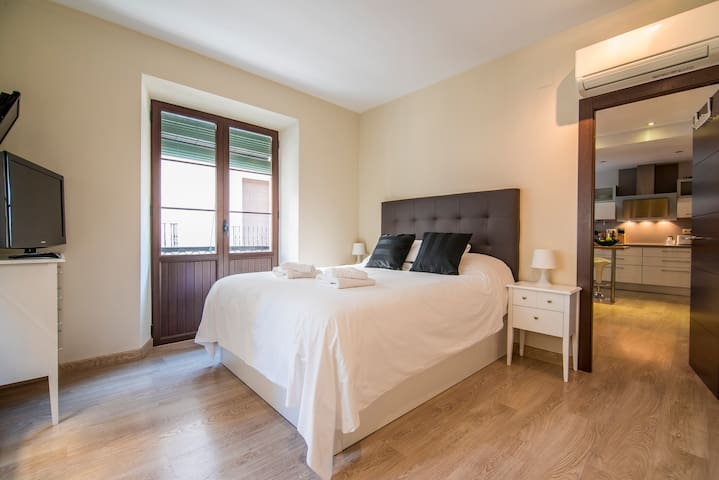 OLDTOWN GREAT QUALITY APARTMENT IN GRANADA