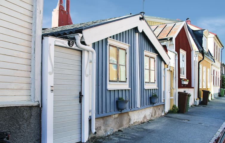 Holiday cottage with 1 bedroom on 70m² in Karlskrona