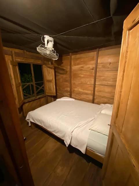 eco-habitaciones hotel El Carlos