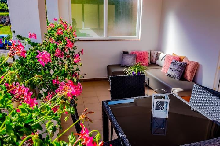 """""""Flower home near Opatija"""""""