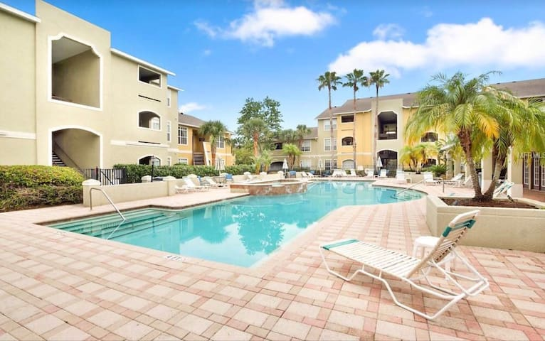 1 Bedroom Clearwater Vacation Condo