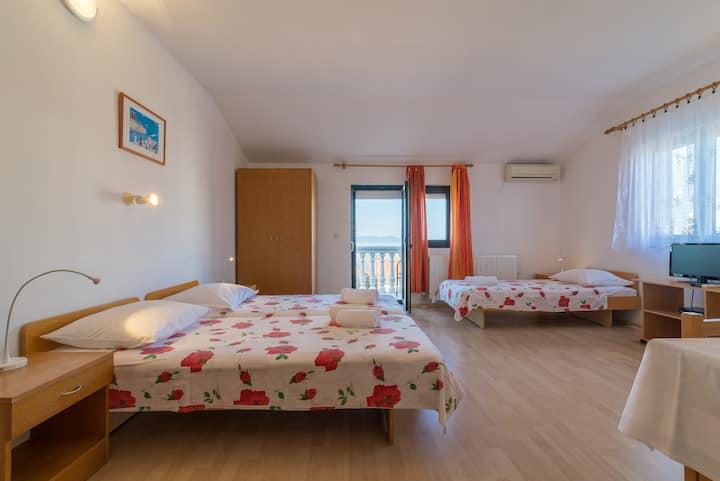 Seaview Blue apartment Borik, Zadar