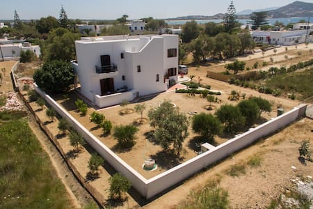 Iliana by the beach and Private Gardens