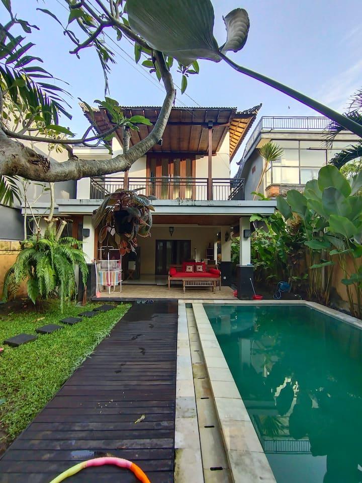 Kayoen House.