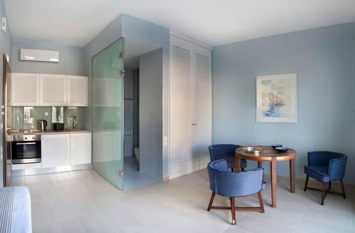 Studio | Partial Sea View | First floor