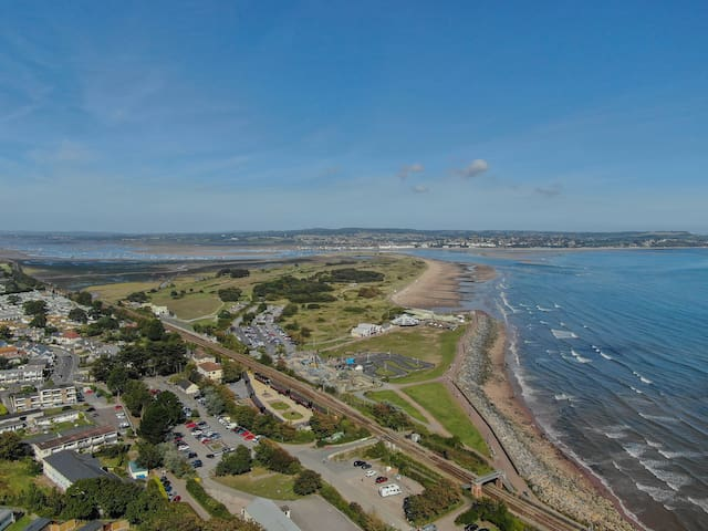 11 Red Rock Apartments - A few hundred yards from Dawlish Warren