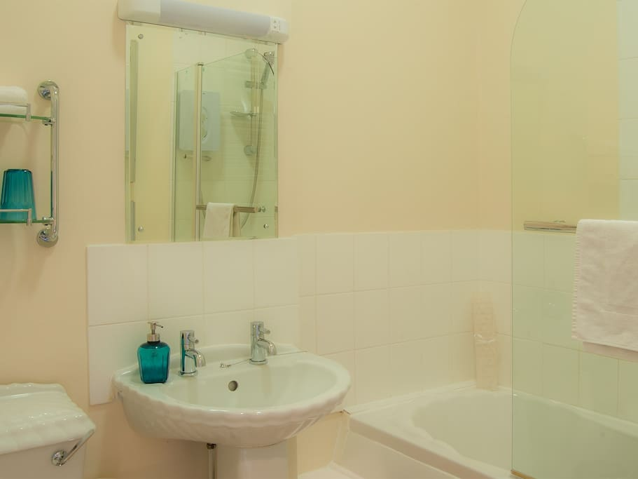 Axmouth Room ensuite