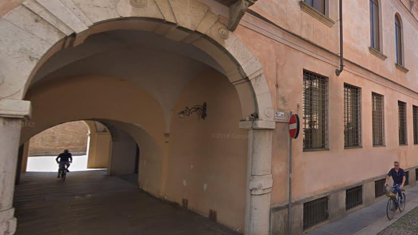 Appartamento Via Frecavalli Crema