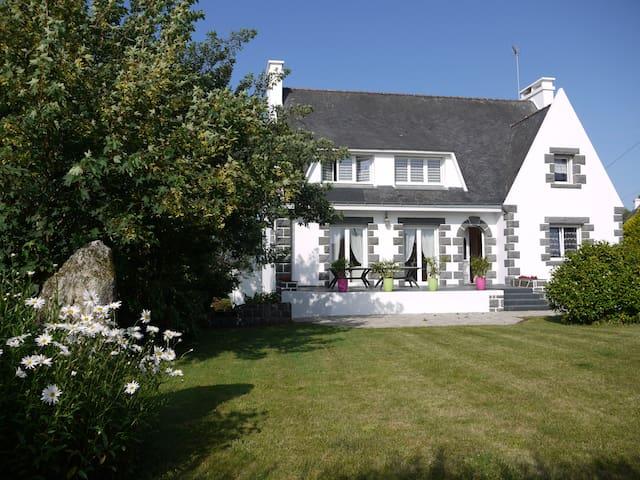 La Maison du Zabrenn à Quimperlé vous accueille