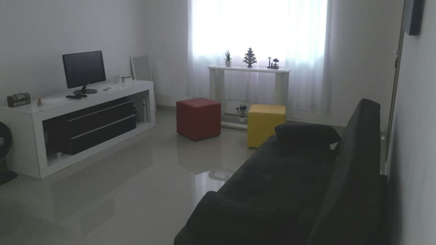 Flat muriqui - Muriqui-Mangaratiba - Lägenhet