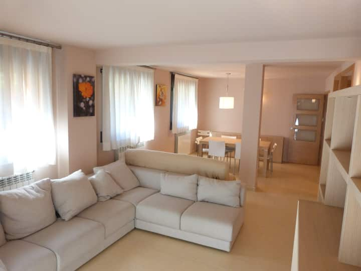 magnificent 4 bedrooms apt in Canillo-hut.5334
