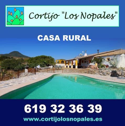 Cortijo Los Nopales - Cabezo de la Jara - House