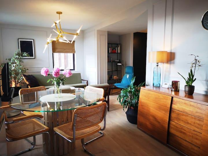 Tranquil stylish apartment - Scotland's Golf Coast