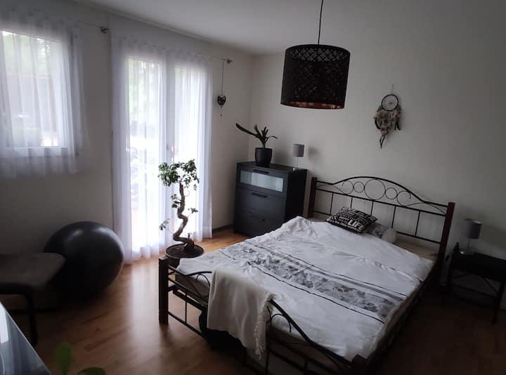 Gemütliches Zimmer in Schwarzenburg (neben Bern)