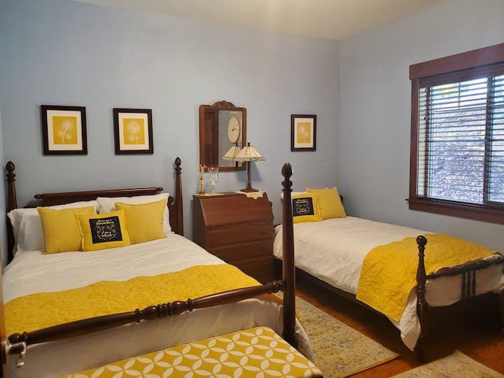 Private 2 Bedroom Suite