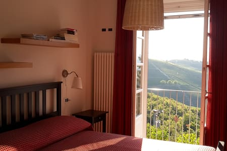 """Rose"" apartment in Barbaresco -00401100001"