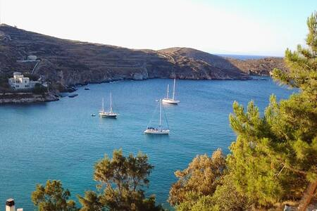 Seaside ideal aegean summer villa - Vari - Villa