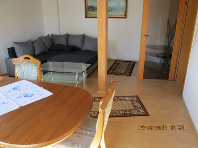 Condo 2rooms 82,9 m² 15 km north of Lake Constance