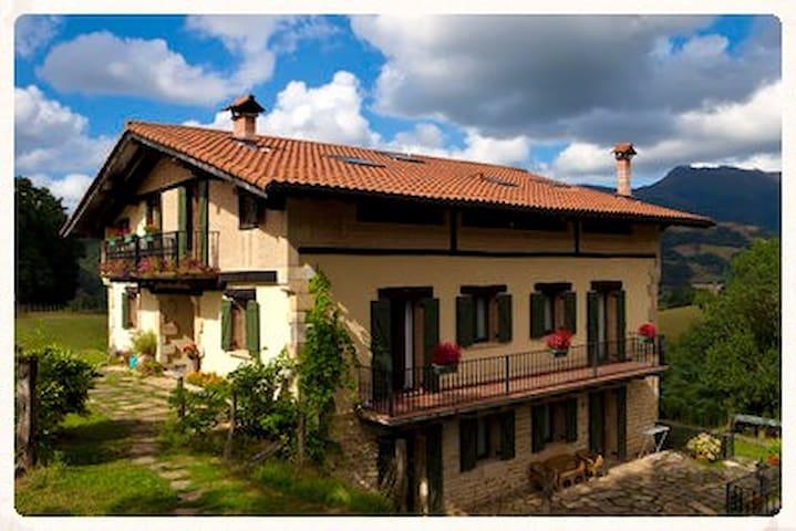 Apartamento Ilargi, entre la montaña y la costa - Bera - Pis