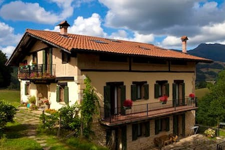Apartamento Ilargi, entre la montaña y la costa