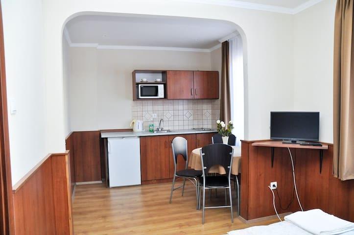 2 személyes Stúdió apartman (1-es)