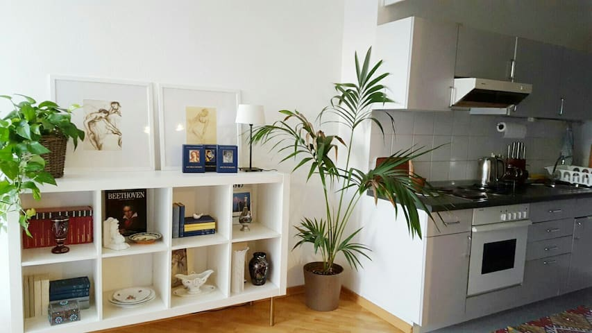 Sunny dream apartment in the heart of Westberlin - Berlín - Pis