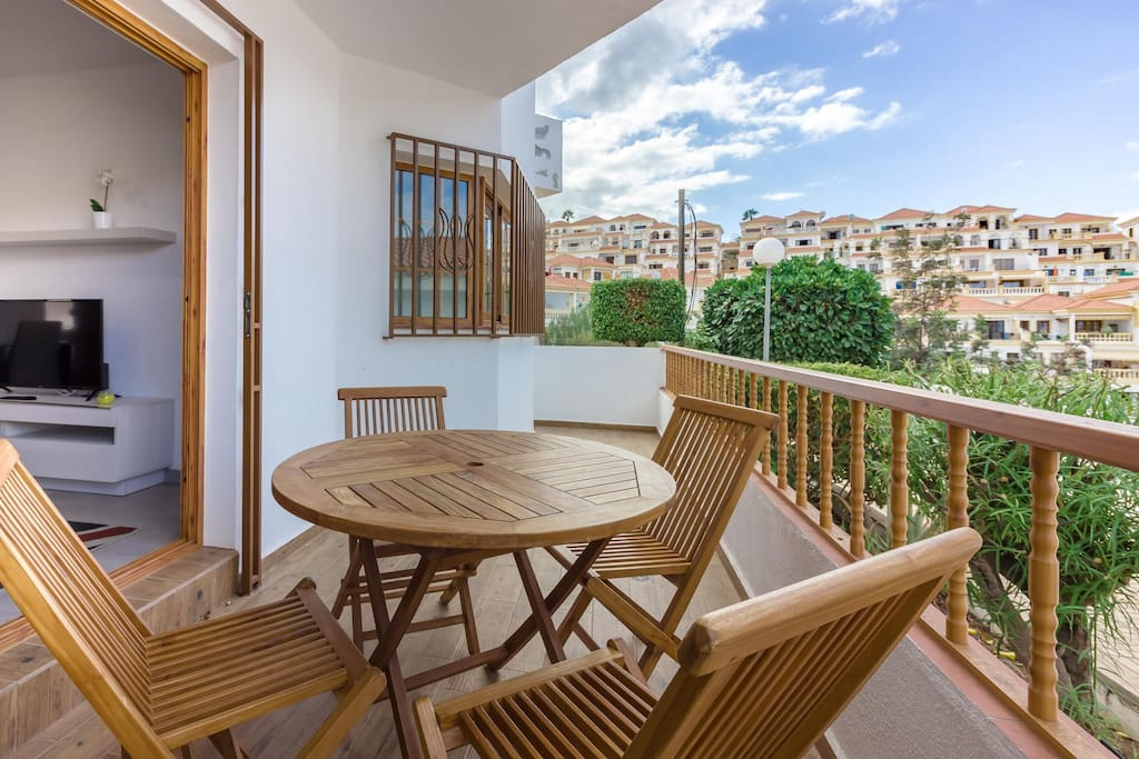Appartementer See bouganvillas 2a001 apartments for rent in costa adeje tenerife spain