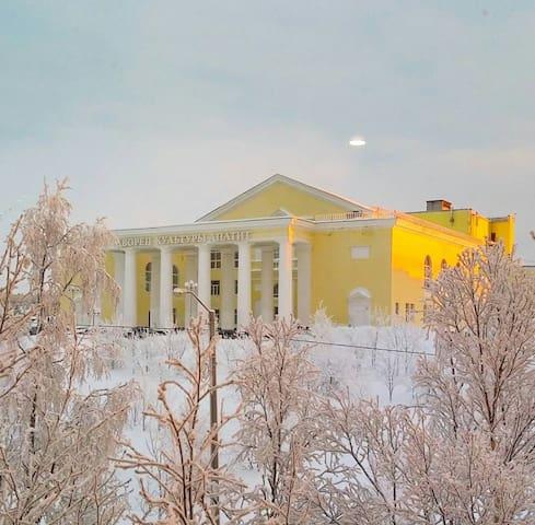 сдам квартиру в Кировске посуточно - Kirovsk - Byt