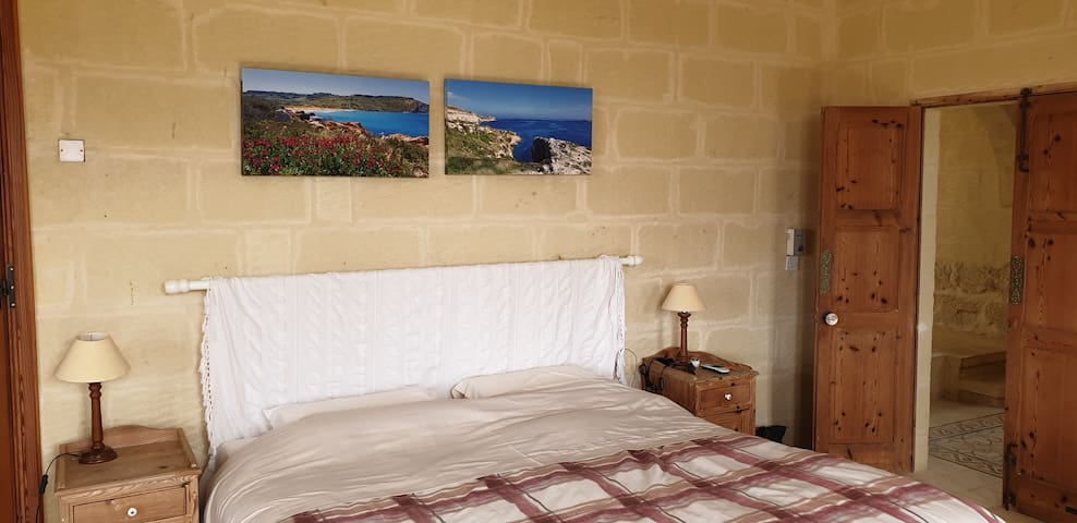 Main Bedroom, ready to welcome you.