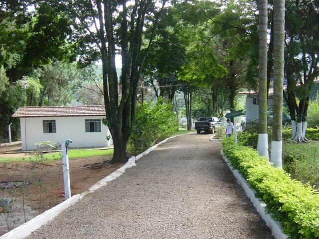 Entrada / Casa do Caseiro