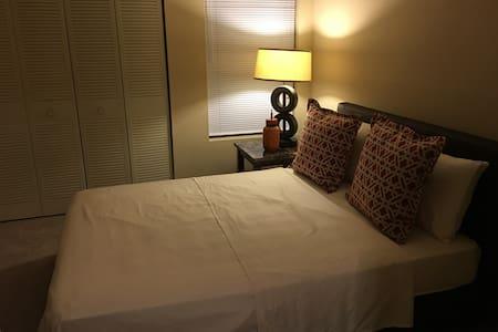 Quiet, relaxing, and spacious - Orlando - Apartemen