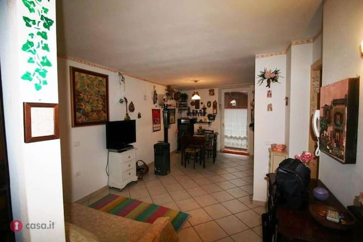 Mountain appartment - Fucine - Apartamento