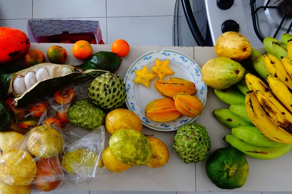 frutas deliciosas!!