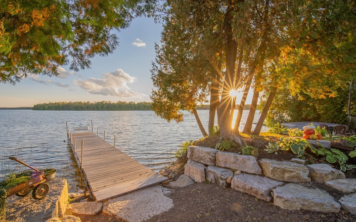 Tranquility and Serenity/Family Retreat Lake House