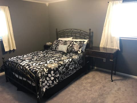 The Gray Room & Additional Guest Areas