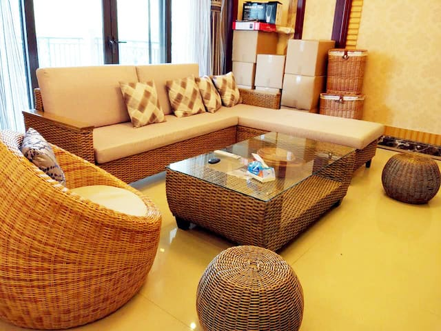 恒大海上威尼斯160平精装公寓 - Nantong