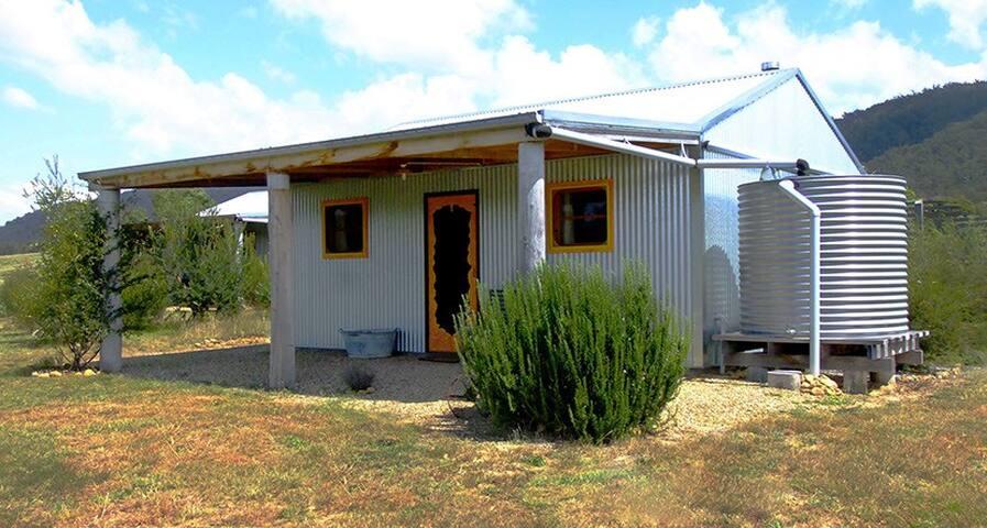 Louisa's Hut - One of the 3 at Deua Tin Huts