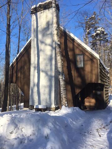 Vermont Dream Mountain Cabin