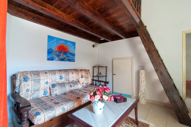 Cosy apartment with all amenities in old town. - Casarano - Lägenhet