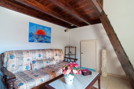 Cosy apartment with all amenities in old town. - Appartement