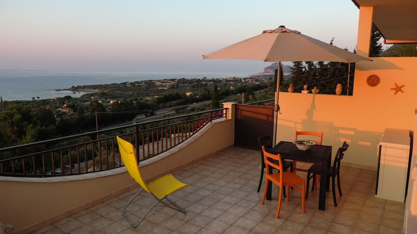 Panoramic apartement Cefalù 4 - Cefalù - Leilighet