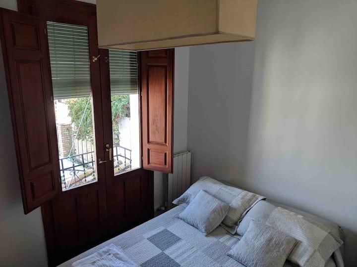 Habitación privada en el Albaycin