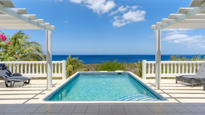 Villa Myuna Seaview, InfinityPool 180° seaview