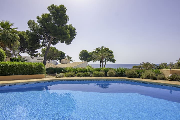 EL PARAISO, Bungalow 190 meters from the cove L'andrago,WIFI