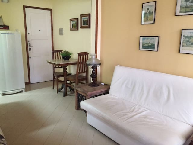 Excellent apartment on the beach for cheap price! - Rio de Janeiro - Apartment
