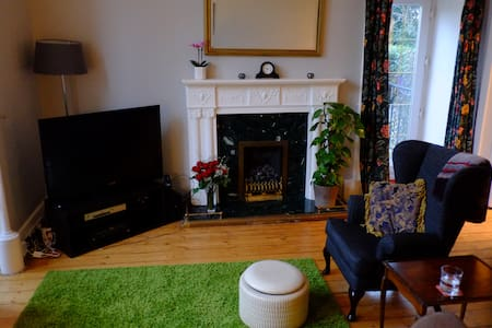 Bright and airy period flat Glasgow Southside - Glasgow