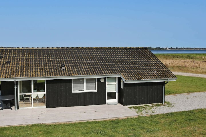 Spacious Holiday Home in Storvorde near the Sea