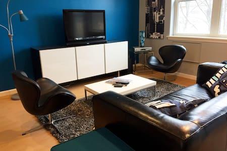 Modern Loft (1br/1ba) - Ithaca - Appartement